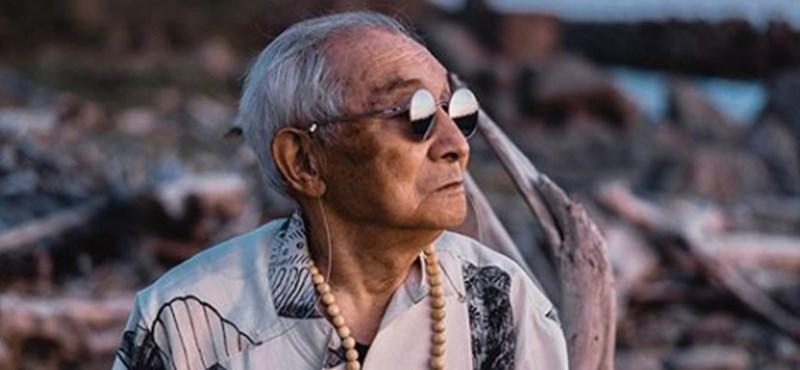Egy 84 éves japán nagypapa a legújabb divatikon az Instagramon