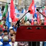 Egyre kevesebben maradnak az ellenzéki kerekasztalnál