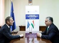 Donald Tusk: A Fidesz nem illik közénk