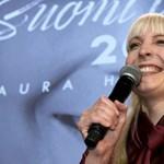 Hibátlanul felmondja a szélsőjobb szlogenjeit a finn Marine Le Pen