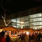 Budapest már karácsonyi lázban ég