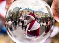 A karácsonyi vásár közepén kiáltotta el magát, hogy nincs is Mikulás