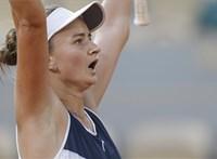 A cseh Barbora Krejcikova nyerta Roland garros női versenyét