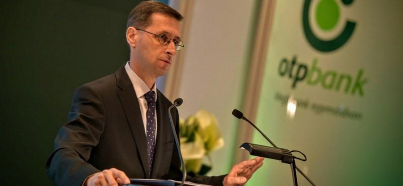 Varga: csökken a bankadó, júliusig beszáll az állam az Erstébe