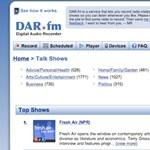 Digitális rádióműsor rögzítő