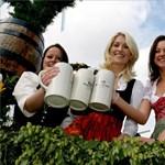 7 millió korsó sör - hétvégén rajtolt az Oktoberfest