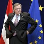 Lemond a korrupcióbotrány miatt Wolfgang Schüssel