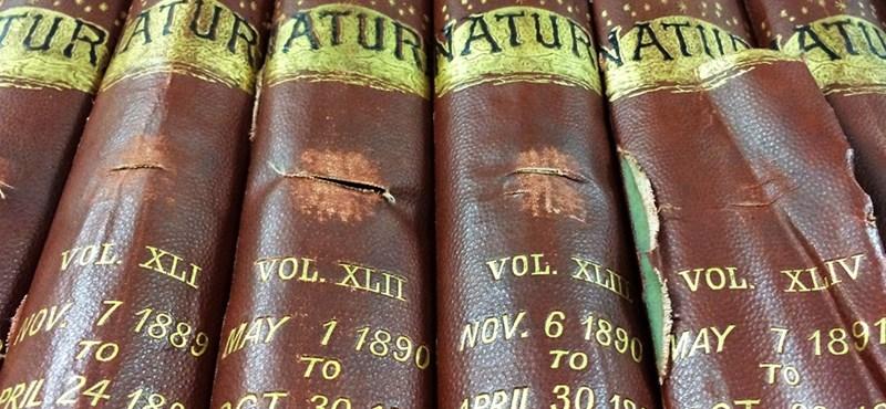 Ingyen olvashatóvá vált a Nature és 48 másik tudományos folyóirat összes cikke
