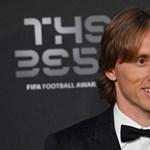 Modric és Biles lett az év legjobbja a Nemzetközi Sportújságíró Szövetség szavazásán