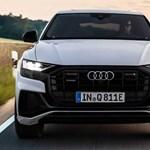 462 lóerő és zöld rendszám: itt a plugin hibrid Audi Q8