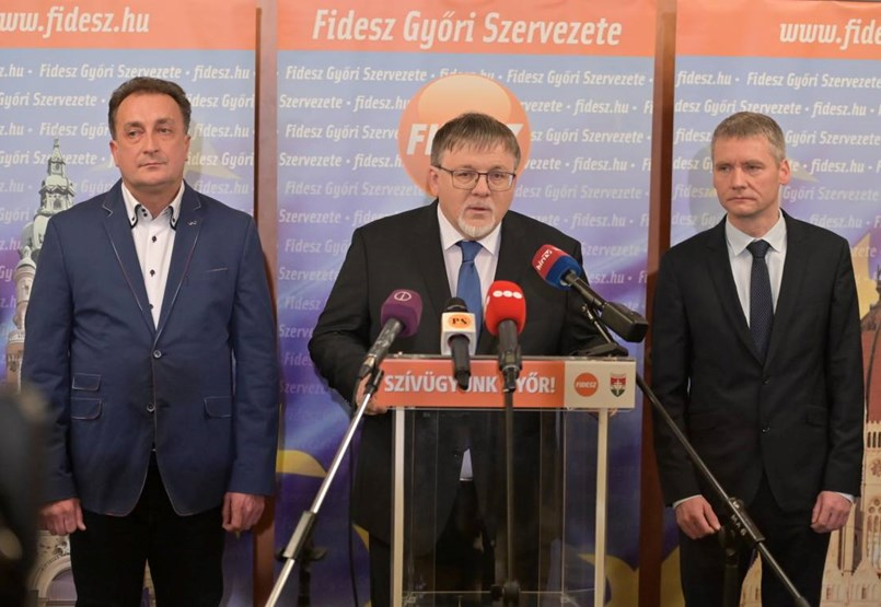 Győrrel üzent a Fidesz: Nyugi, fiúk!