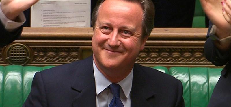 Elköszönt David Cameron
