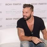Ricky Martin összeházasodott a barátjával
