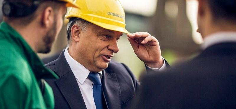 És akkor Orbán Felcsútról majd a Budai Várig kisvonatozik