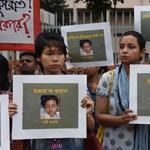 Halálbüntetésre ítélték a felgyújtott bangladesi diáklány gyilkosait