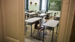 Vannak olyan gimnáziumi osztályok, ahol a diákok több mint fele hiányzott ma