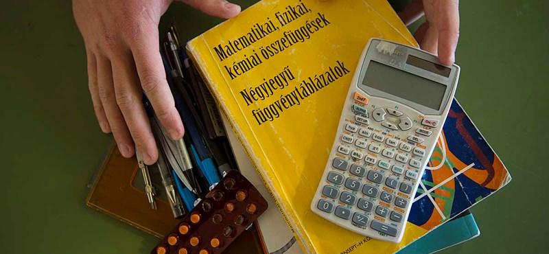 Hány pontot szereznél a matekérettségin? Előkészítőnk első része