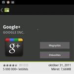 Megérkezett az új Google+ alkalmazás Androidra: teljesen új dizájn! [galéria]