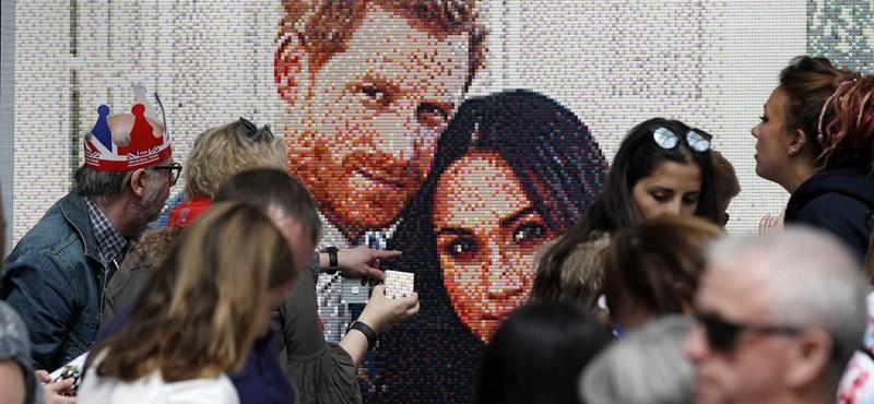 A Sussex hercege és hercegnője címet viselheti Harry és Meghan Markle