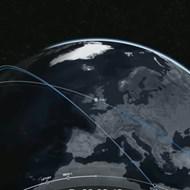 Ez a térkép megmutatja, mikor láthatja Elon Musk SpaceX-ének műholdjait