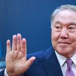 Már 500 embert vettek őrizetbe Kazahsztánban