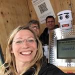 Isteni ötletek: áldást osztó robot és ájtatosságalkalmazás