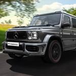 Itt a legújabb 800 lóerős Mercedes G-osztály