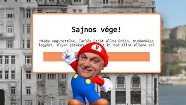 Irtson patkányt Super Mario-Tarlóssal!