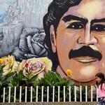 Pablo Escobar képét ragasztották a csempészek a heroinra