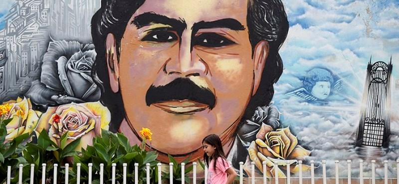 Magyarországra jön Pablo Escobar özvegye
