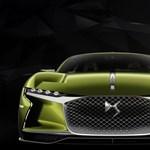 Extravagáns elektromos autót mutat be Genfben a Citroen luxusmárkája