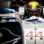 Hamiltonnak nem sikerült túllépnie a sokkon, gyengén szerepelt az időmérőn