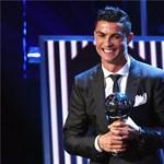 Ronaldo bejelentette, hogy megszületett a negyedik gyermeke