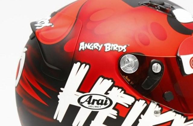 Angry Birds bukósisak