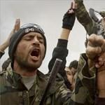 A líbiai hadsereg elvonul Miszrátától