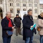 Akciók országszerte – folytatódik a köztisztviselői sztrájk