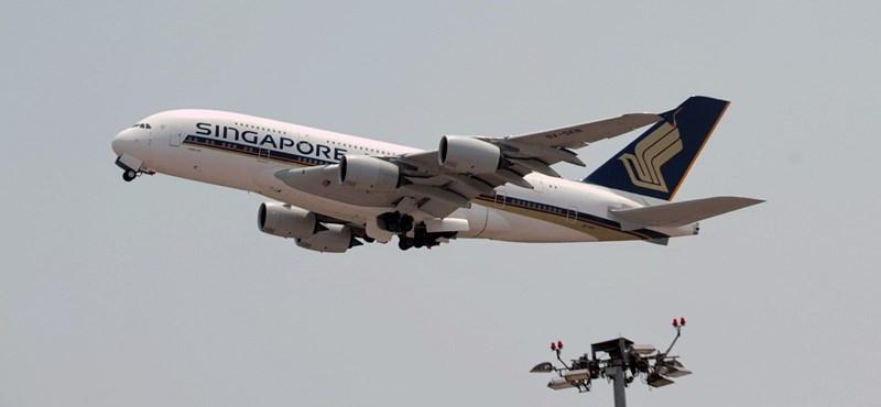15 órás a világ leghosszabb légi útvonala a világ legnagyobb repülőgépével