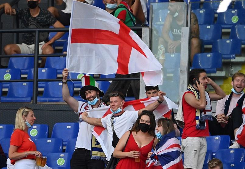 Ucrania - Inglaterra 0-1 - Transmisión en vivo del Campeonato de Europa
