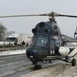 Havazás: rejtély, miért csak a honvédségi helikopterek nem repültek
