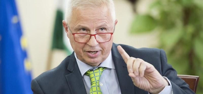 Trócsányi: nem adhatjuk ki Gruevszkit Macedóniának