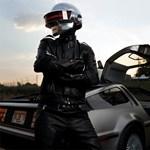 Házilag barkácsolta össze a Daft Punk sisakot