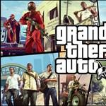 Hatalmas siker a Grand Theft Auto V