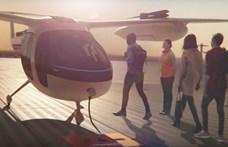 Kiszállhat az Uber, repülő taxit már nem fognak fejleszteni