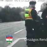 Jövő héttől önt is lekamerázhatják a rendőrautókból - videó