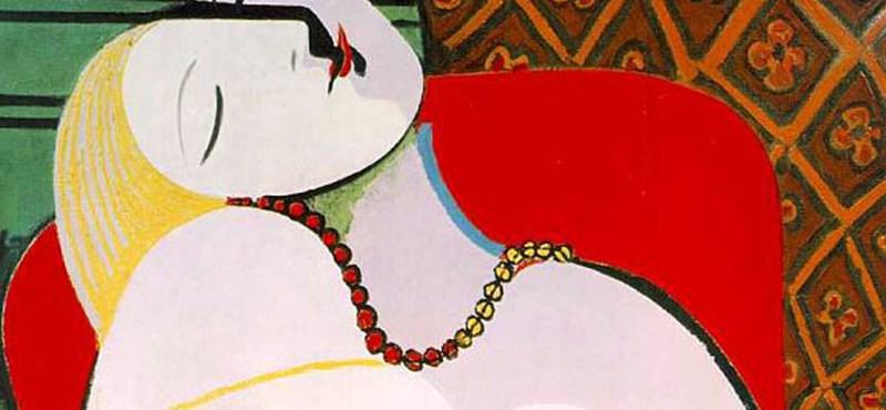 Száz Picasso-grafikát kapott egy bankártól a British Museum