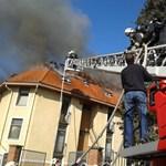 Egy halott, egy sérült az acsádi tűzben
