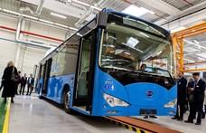 Három év múlva már csak elektromos buszok kerülhetnek a közösségi közlekedésbe