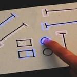 Zenéljen úgy a papírlapon, mint egy valódi szintetizátoron! [videóval]