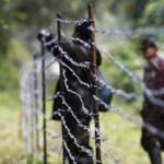Gáláns óradíjért épülhetett a kerítés a szerb határon
