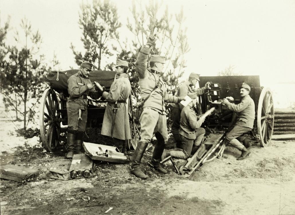 NE használd_! - Magyar fotográfusok háborús képei 100 éve és ma - nagyítás - 1914.